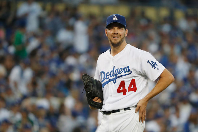 This is a picture of Rich Hill.