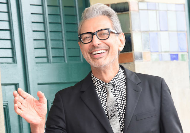This is a picture of Jeff Goldblum.