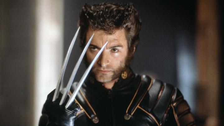 Hugh Jackman as Wolverine in 'X-Men'