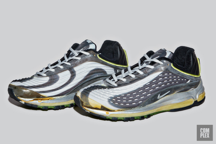 Nike Air Max Deluxe Receives Its First Retro in 2018
