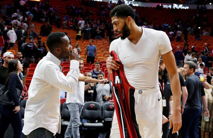 Rich Paul Says Celtics Would Only Get 1 Year With Anthony Davis If He Goes To Boston