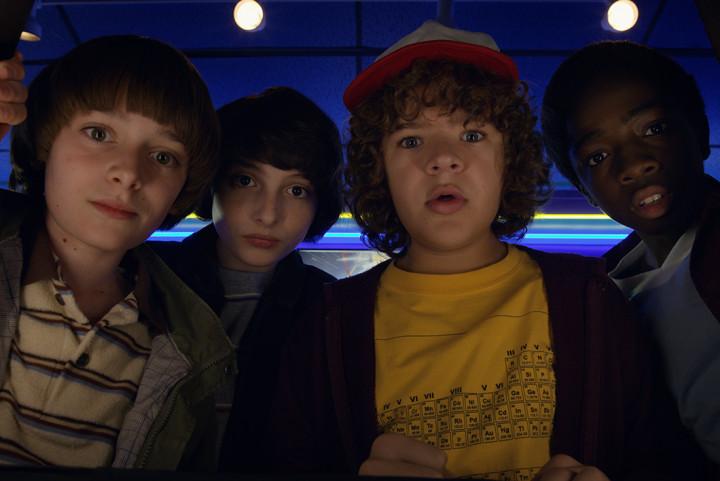 Stranger Things 2 promo pic
