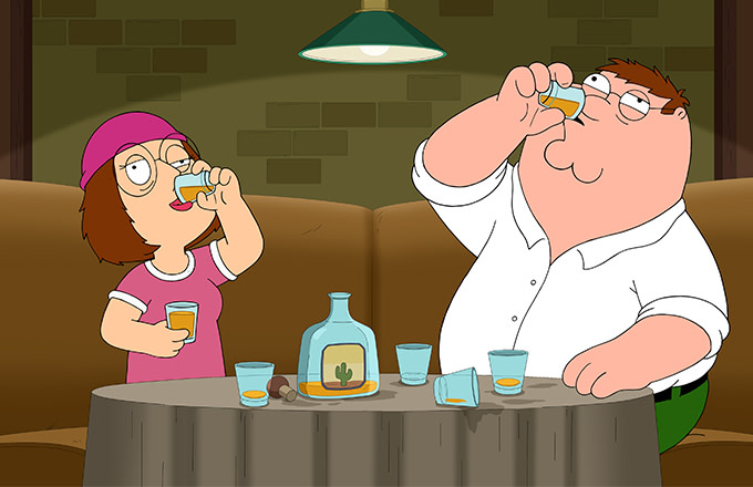 This is a photo of Family Guy.