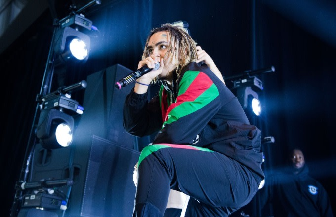 Lil Pump Apologizes for