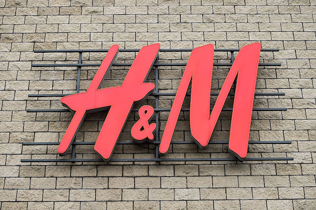 This is a picture of H&M.