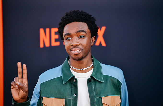 Caleb McLaughlin Shares Thoughts on Whether 'Stranger Things