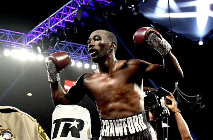 Terence Crawford Jeff Horn 2 2018 Getty