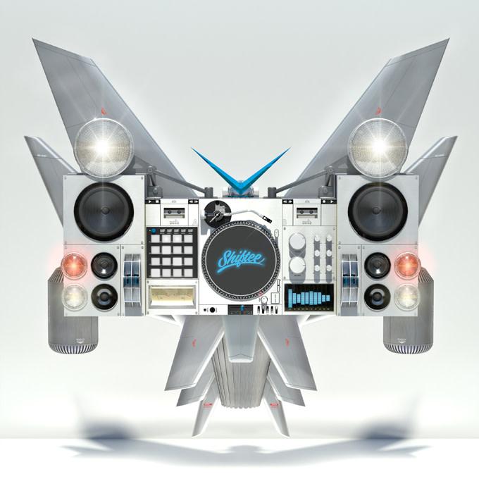 Shiftee - 'Boom Bap & Beyond' EP