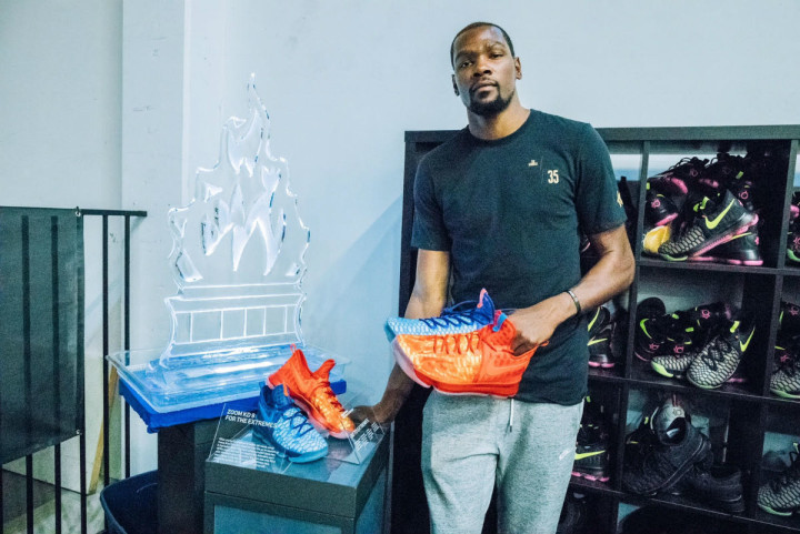 sports shoes 9d5b0 90b31 Nike KD 9 Fire & Ice Release Date | Complex