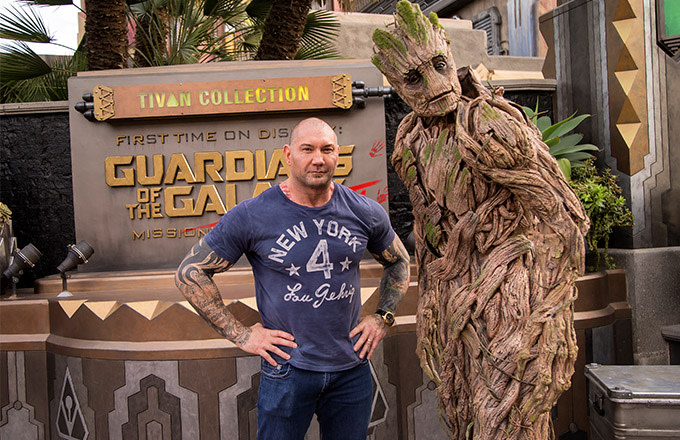 This is a photo of Groot.
