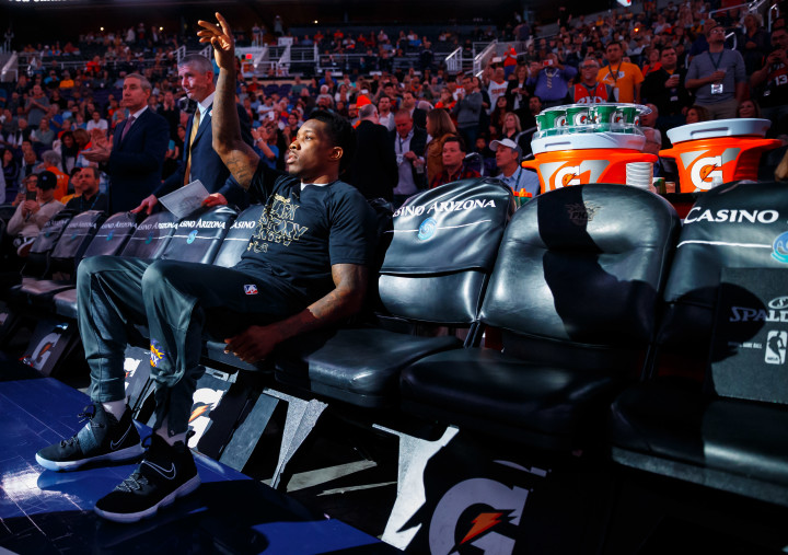 Eric Bledsoe Suns Lakers 2017