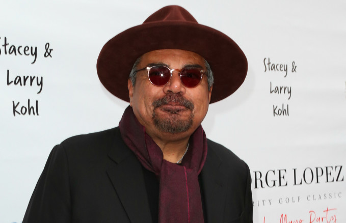 Comedian/Actor George Lopez attends the 12th Annual George Lopez Golf Classic