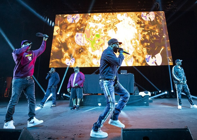 Wu-Tang Clan Become First Hip-Hop Act to Headline Legendary