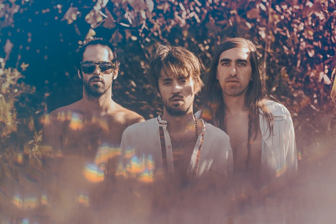 Crystal Fighters (Credit: Jackson Grant)