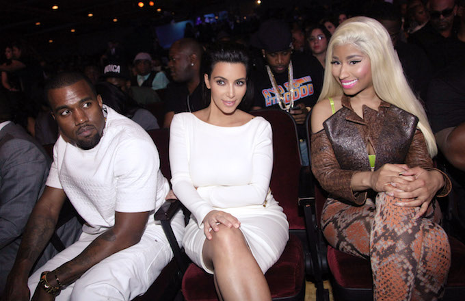 Kanye West and Nicki Minaj to Address Body Shaming on 'Yandhi' | Complex
