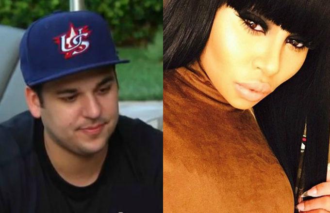 Did Rob Kardashian and Blac Chyna Break Up