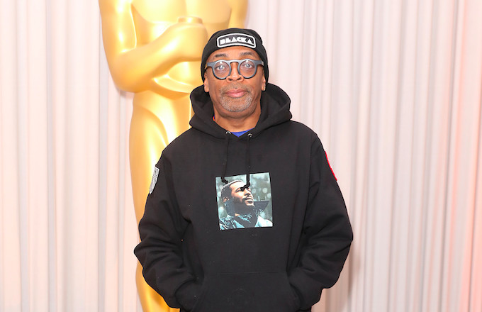 3e89c46914f Spike Lee Boycotts Gucci and Prada, Says 'They Don't Have a Clue ...