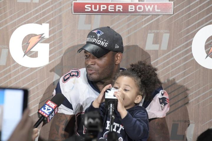 niska cena szybka dostawa przed Sprzedaż Super Bowl Winner Martellus Bennett Wants People to Stop ...