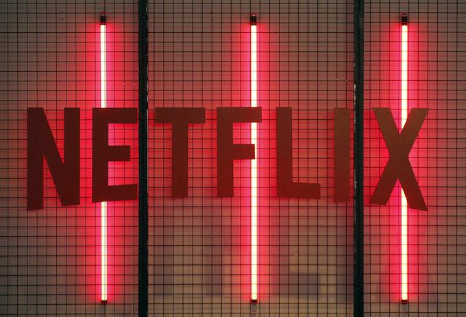 Netflix in Paris