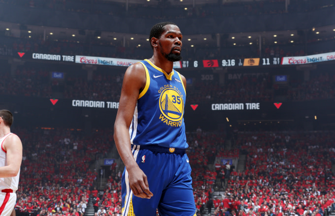 new style 70f4b 03be5 Kevin Durant Reportedly Has a Chance at Returning This ...