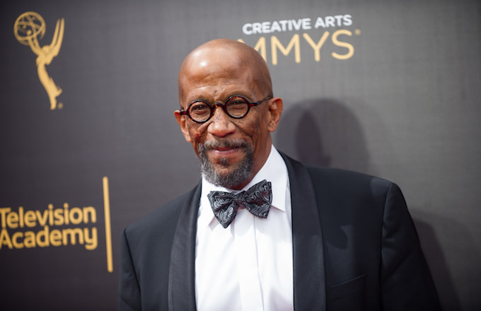 Actor Reg E. Cathey