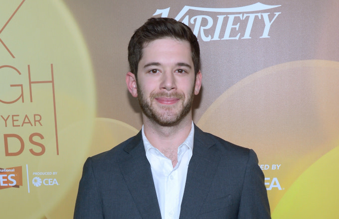 Honoree Colin Kroll attends the Variety Breakthrough of the Year Awards
