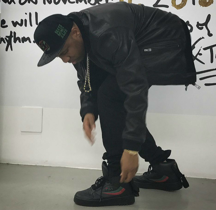 Consequence x FILA FX-100 A Tribe Called Question 20 On-Foot