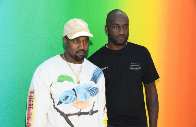 Virgil Abloh's 'Jaw Dropped' When He Heard Kanye West's New Album