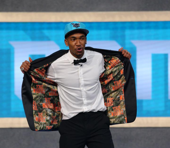 Malik Monk Hornets NBA Draft 2017