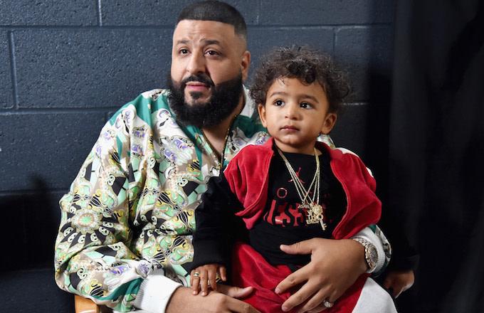 aa95880faae DJ Khaled Files Trademark Application to Brand Son Asahd's Name ...