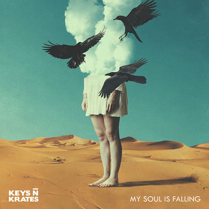 "Keys N Krates ""My Soul Is Falling"""
