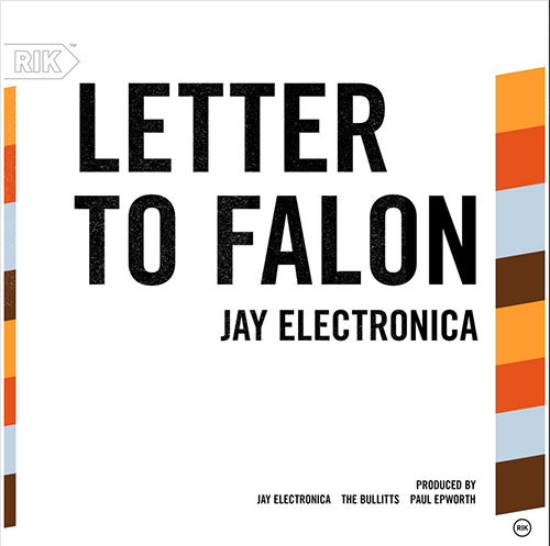 This is a photo of Jay Electronica.