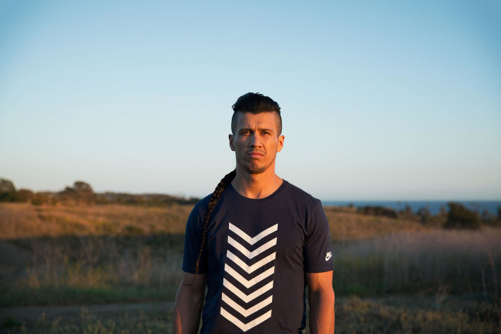 Canadian Lacrosse Player Jeremy Thompson Inspires 2018 Nike N7 Collection