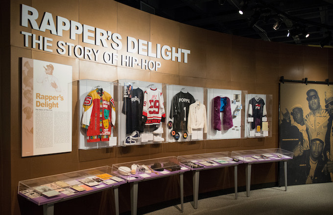 Hip-Hop Smithsonian Exhibit