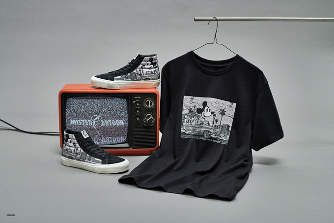 c6a87b894fd203 Celebrate Mickey Mouse's 90th Birthday with the Vault by Vans x ...