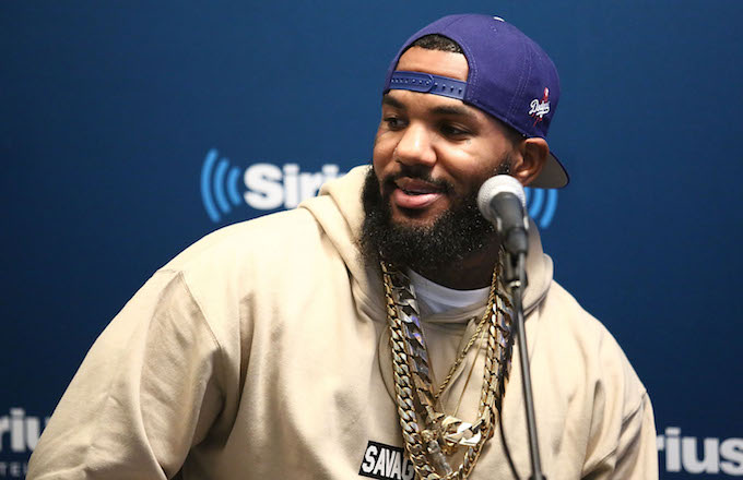 The Game's Father Has Reportedly Died at the Age of 65   Complex
