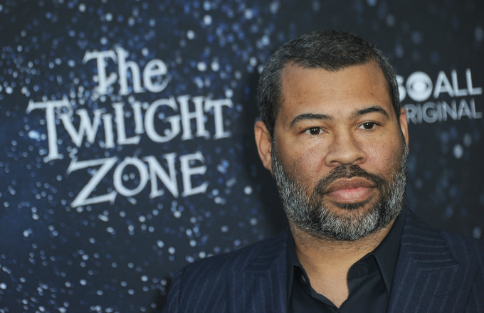 """Jordan Peele arrives for the CBS All Access New Series """"The Twilight Zone"""" Premiere"""