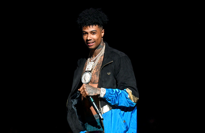 Blueface Declares Himself the 'Best Lyricist' in the Game
