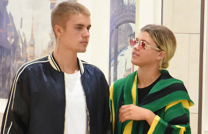 Sofia Richie Talks About Her Special Relationship With Justin