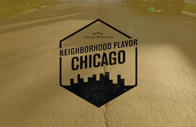 Jack Daniel's Tennessee Honey Presents 'Neighborhood Flavor': Chicago