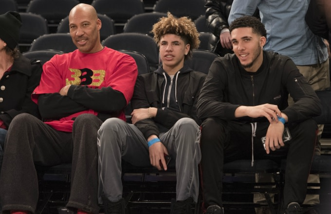 79411f2f086 You Can Cop LaMelo and LiAngelo Ball's Lithuania Jerseys on Amazon ...