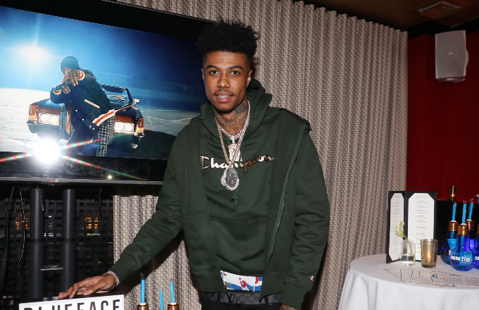 Blueface in NYC