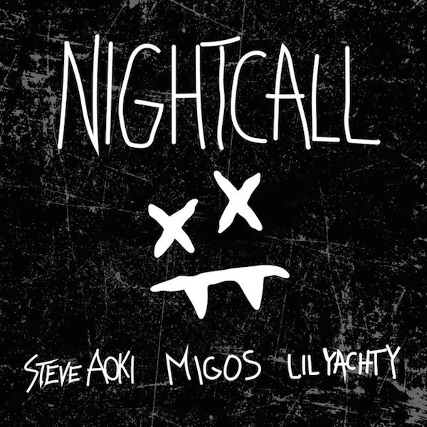 """Steve Aoki """"Night Call"""" f/ Migos and Lil Yachty"""
