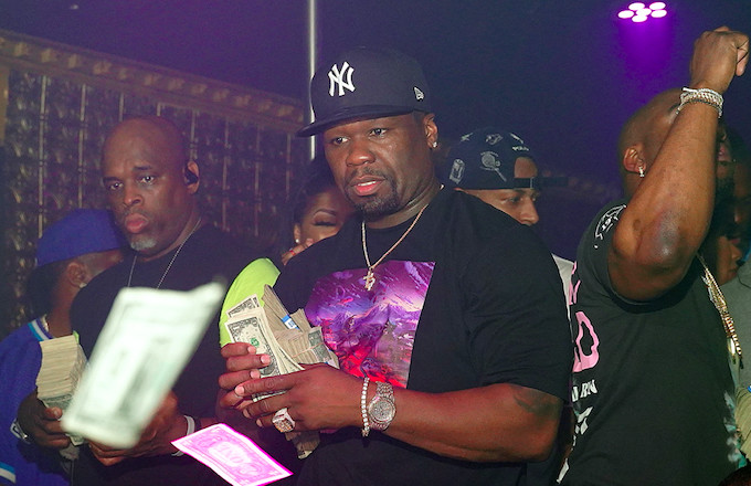 50 Cent Says Biz Markie Tried to Pay Off His Debt With Food