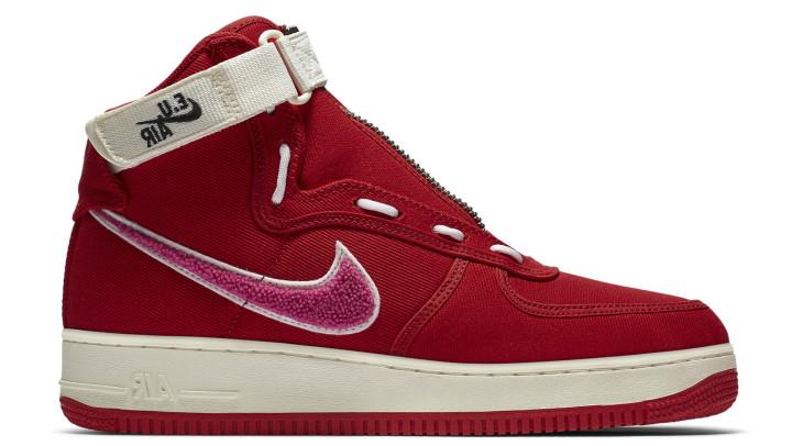 2b7eef6da23 Emotionally Unavailable x Nike Air Force 1 High