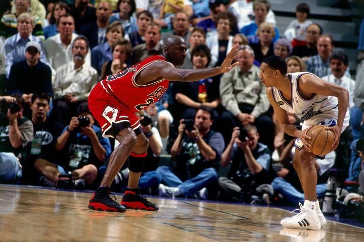 Michael Jordan 1998