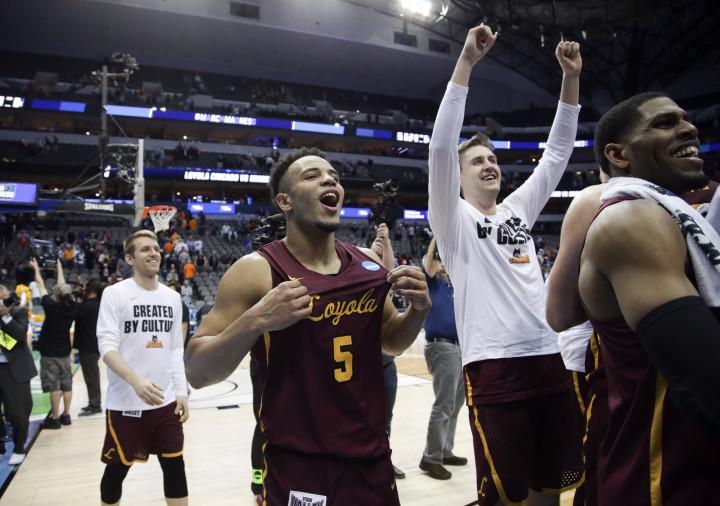 Loyola-Chicago NCAA Tournament 2018