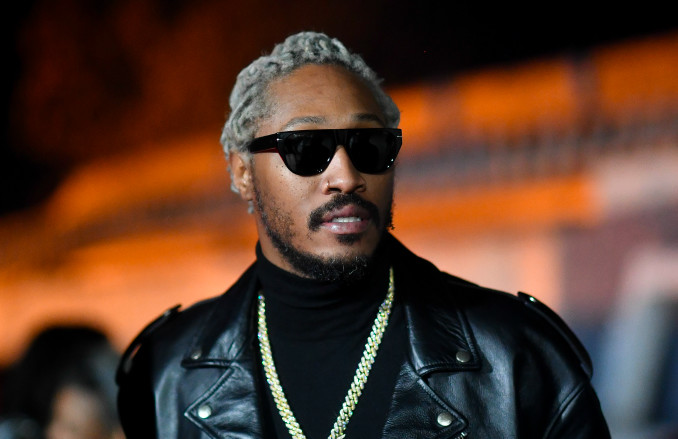 Rapper Future attends his Birthday Celebration at Republic Lounge
