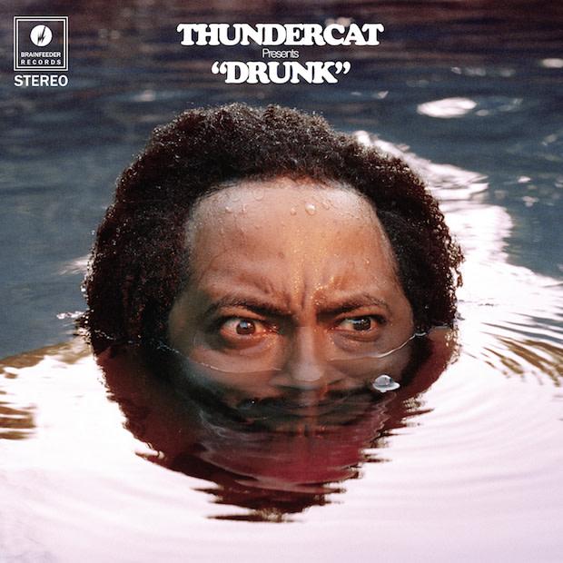 Thundercat Album art.