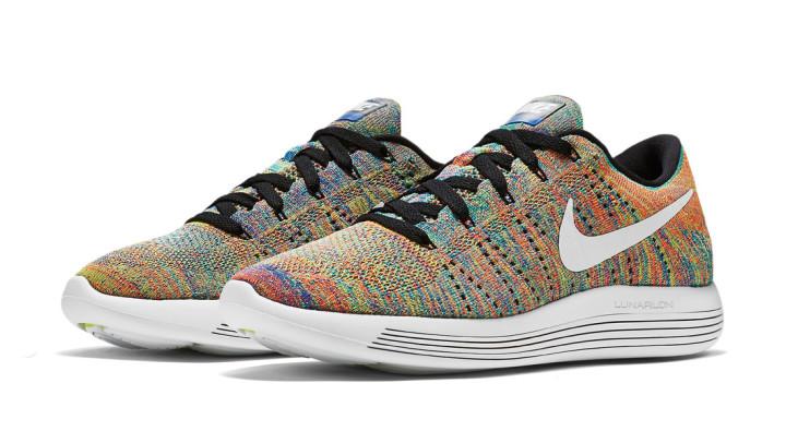 """Nike LunarEpic Low Flyknit """"Multicolor"""""""
